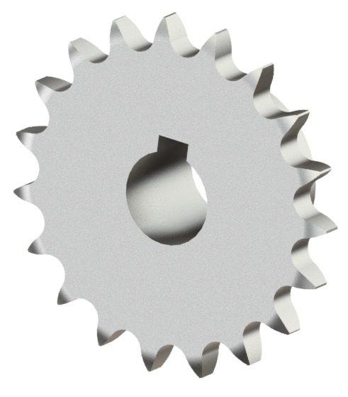 Motor Hareket Dişlisi  (19 Diş-28 mm)