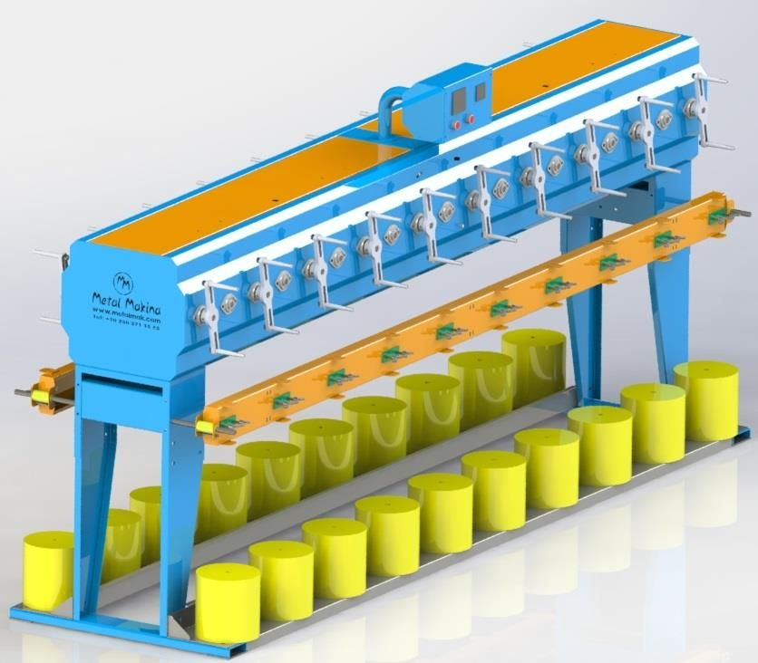 İS-04 Rope Wrapping Machine (Clothes Rope Wrapping)