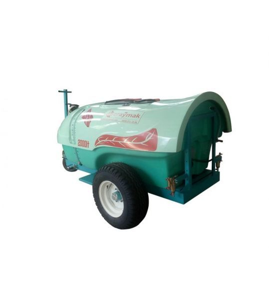 TIM-02 2 Ton Spraying Machine