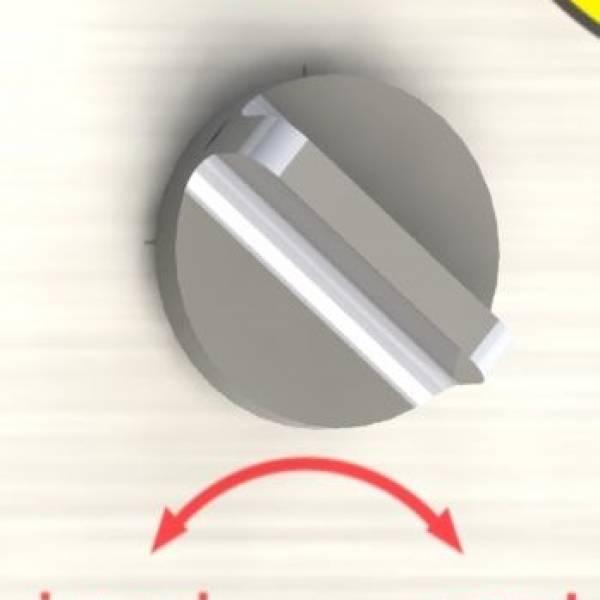 Forward-Backward, Hose Winding, Headlight  On-Off Direction Switch